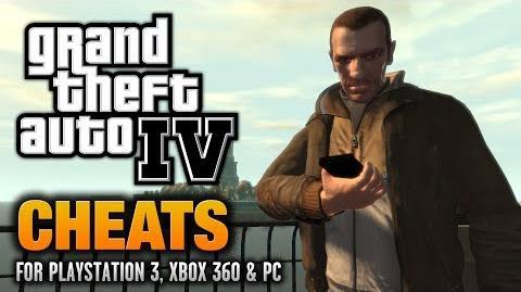 GTA 4 Cheats