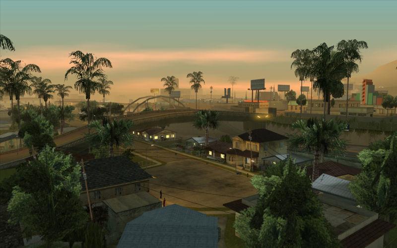 Grove Street (3D)