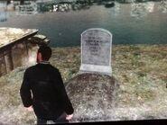 Derrick McReary's tombstone
