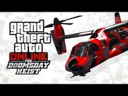 GTA Online - HVY Avenger -The Doomsday Heist-