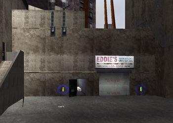 Portland Island Safehouse (GTA III)