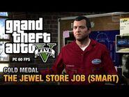 GTA 5 Mission 16 The Jewel Store Job (PC)