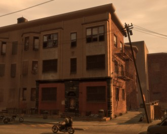 Planques dans GTA IV The Lost and Damned