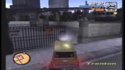 """Grand Theft Auto 3 Mission 23 - """"The Crook"""""""
