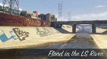 Enchente no Rio LS