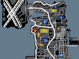 Champaign Gang Map