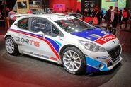 Bordeaux Severine WRC