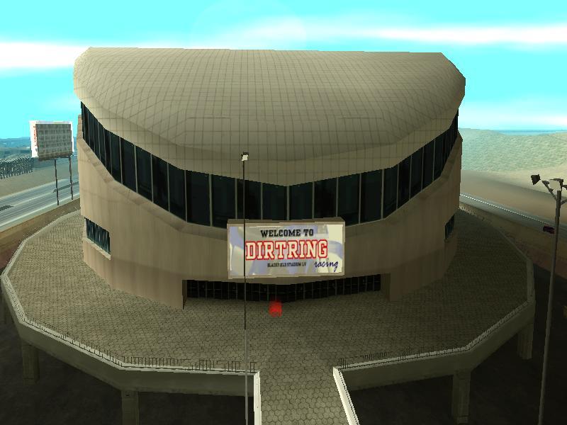 Blackfield Stadium