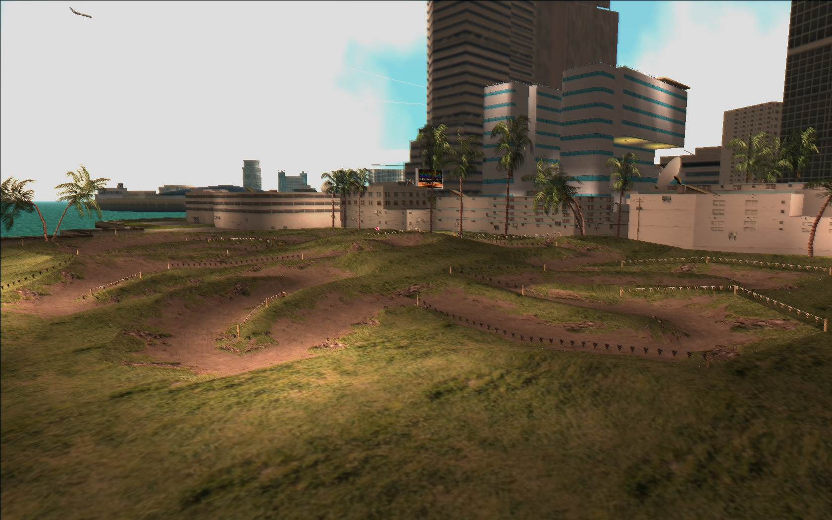 Downtown Dirt Track