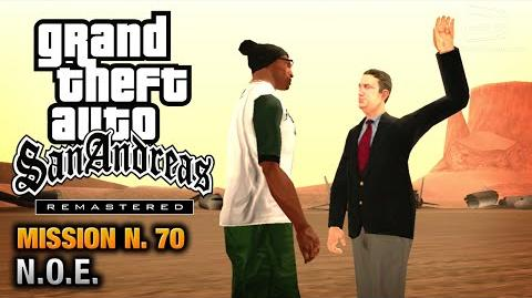 GTA San Andreas Remastered - Mission 70 - N.O.E