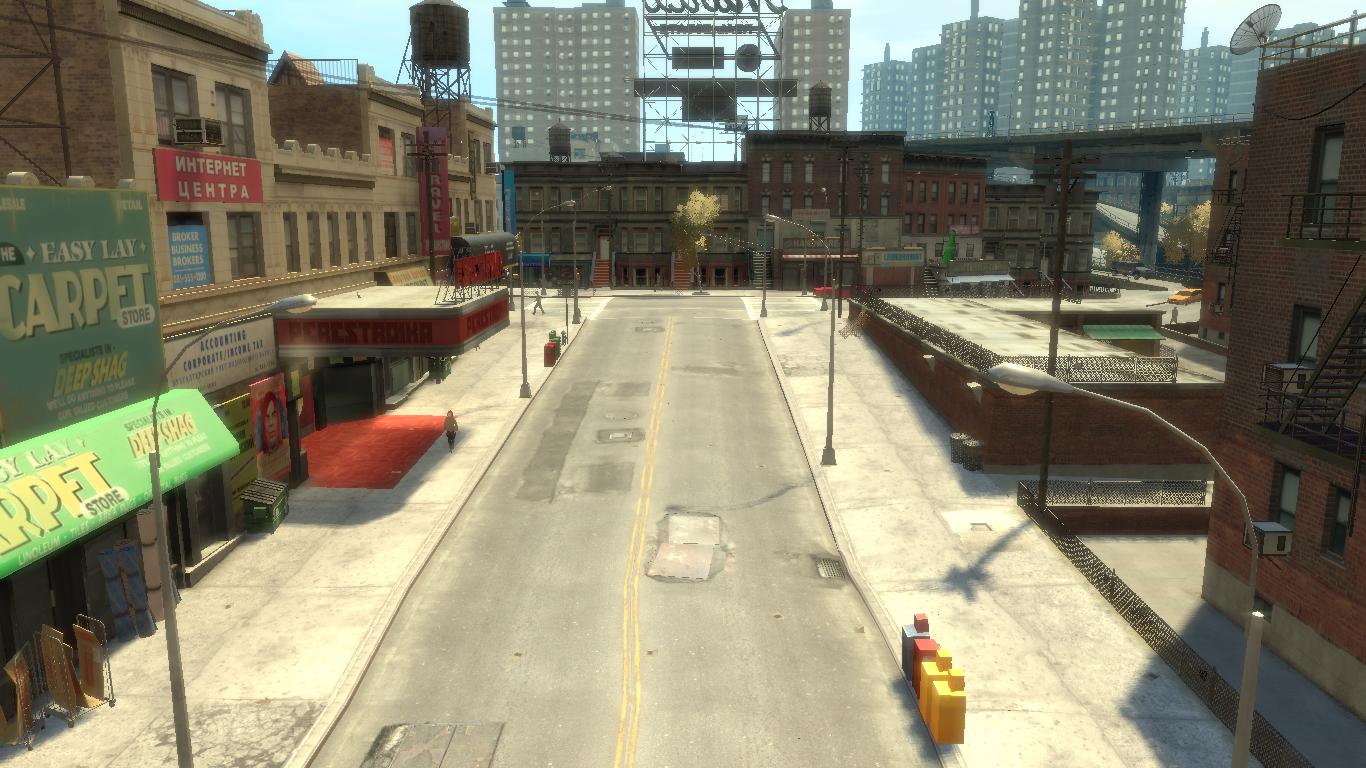 Tulsa Street