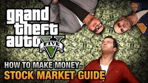 GTA 5 - Stock Market Guide (How to make money)
