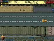 GTA2 - Job -40 Taxi Traitor Test!