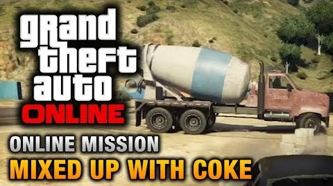GTA_Online_-_Mission_-_Mixed_Up_With_Coke_Hard_Difficulty