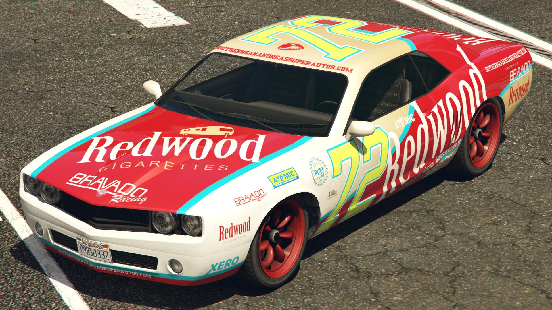 Redwood Gauntlet