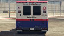 Ambulance-GTAV-Rear
