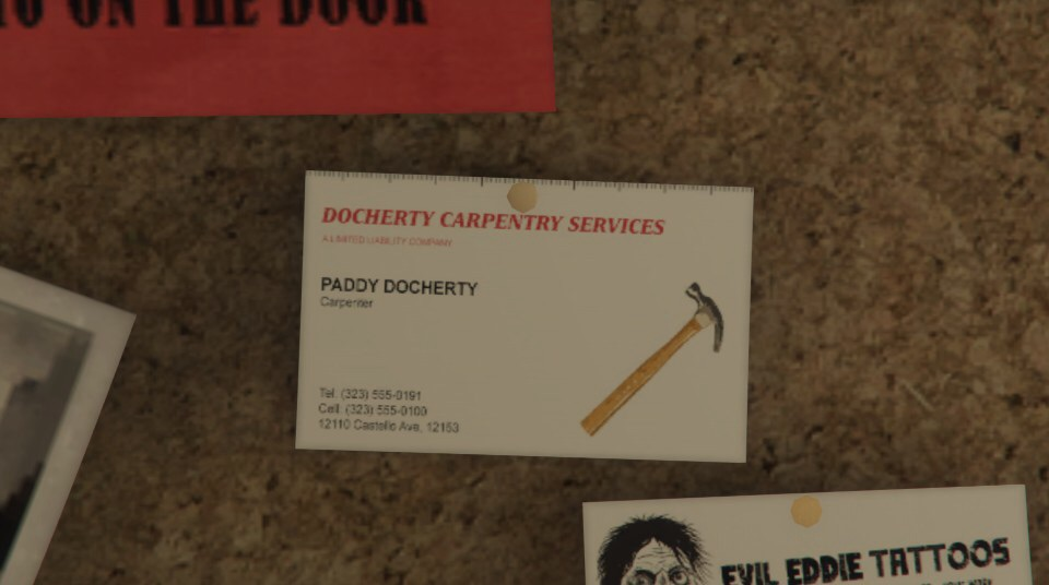 Docherty Carpentry Services