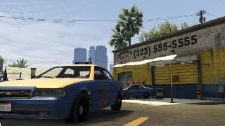 GTA: Grab a Cab