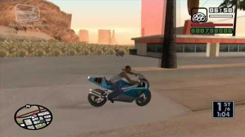 GTA_San_Andreas_-_Walkthrough_-_Street_Race_-_Dam_Rider_(HD)