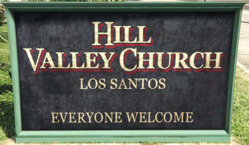 Hill Valley Church
