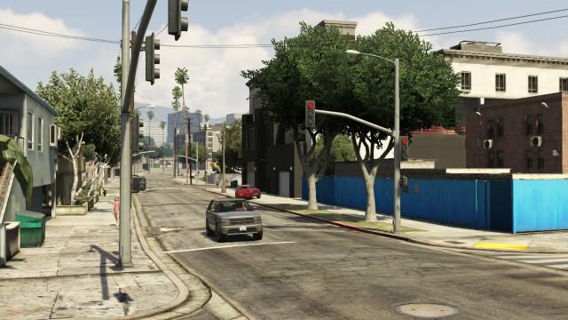 Magellan Avenue