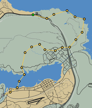 Plane to Sea GTAO Race Map.png