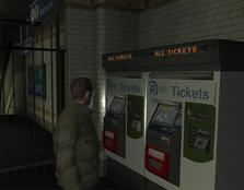 Ticket machine-GTAIV