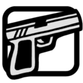 Pistol-GTASA-icon