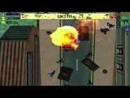 GTA 2 (1999) - SWAT Van Swipe! -4K 60FPS-