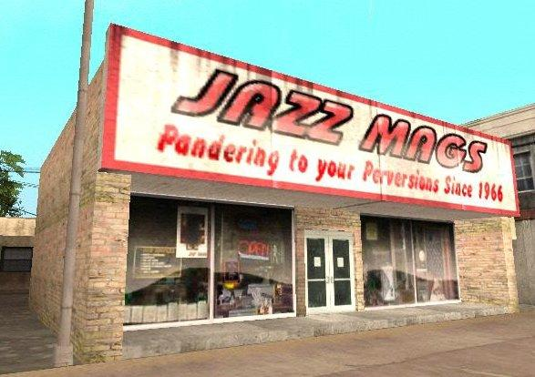 Jazz Mags
