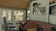 Train GTAVe Interior 1st person