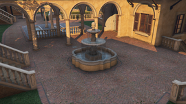 ElRubiosCompound-GTAO-CourtyardFountain