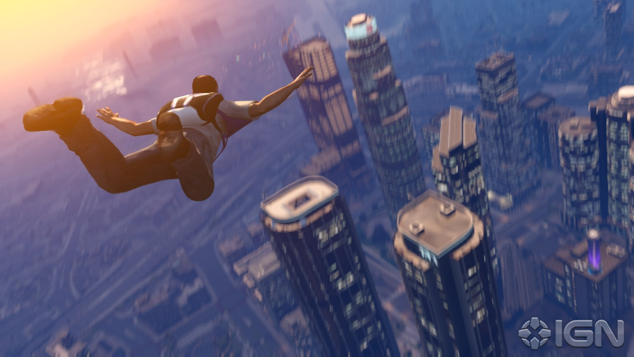Dodo8/New Info and Screenshots for GTA V