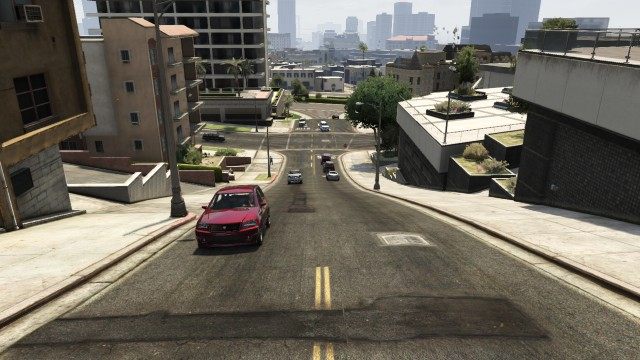Strangeways Drive