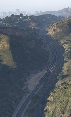 Tongva Drive