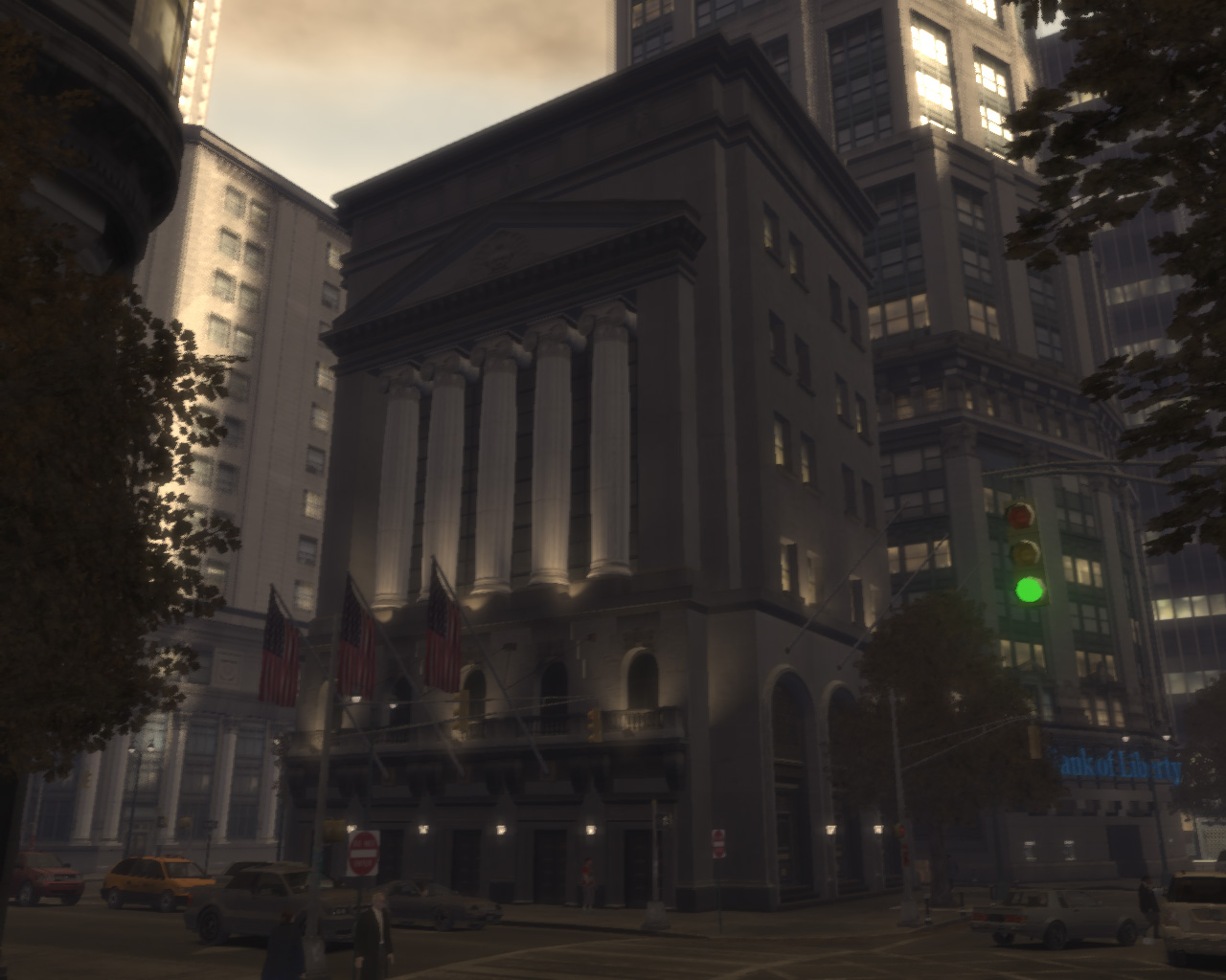 Liberty City Stock Exchange