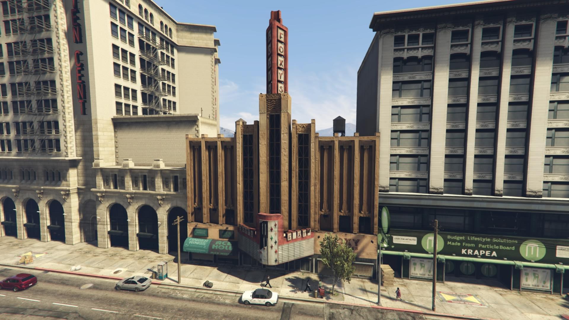 Foxy's Theater