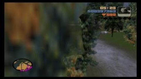 Grand Theft Auto 3 Vehicle mission exploit glitch