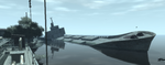 Wreck Tanker GTAIV Bow