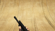 HeavyShotgun-GTAV-Holding