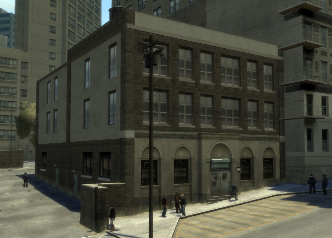 Varsity Heights Police Station