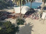 Cayo Perico Beach Party