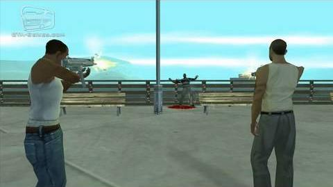 GTA San Andreas - Walkthrough - Mission 53 - Pier 69 (HD)