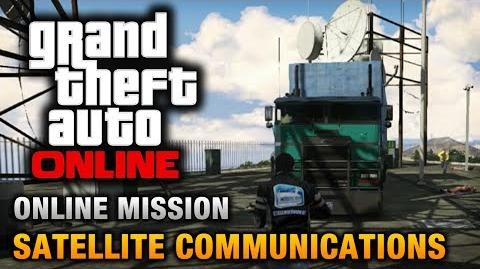 GTA Online - Mission - Satellite Communications Hard Difficulty