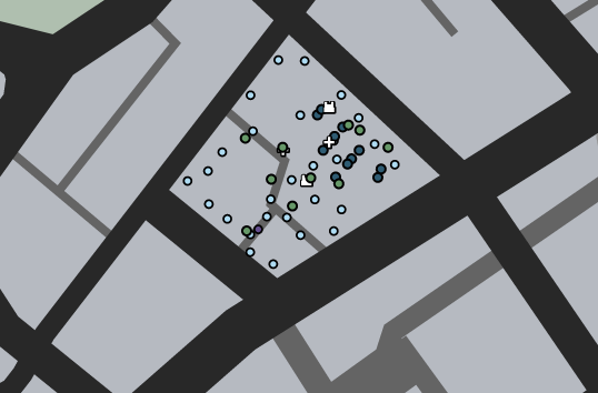 Del Perro Deathmatch GTAO Map.png