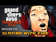 GTA Chinatown Wars - Mission -39 - Slaying with Fire