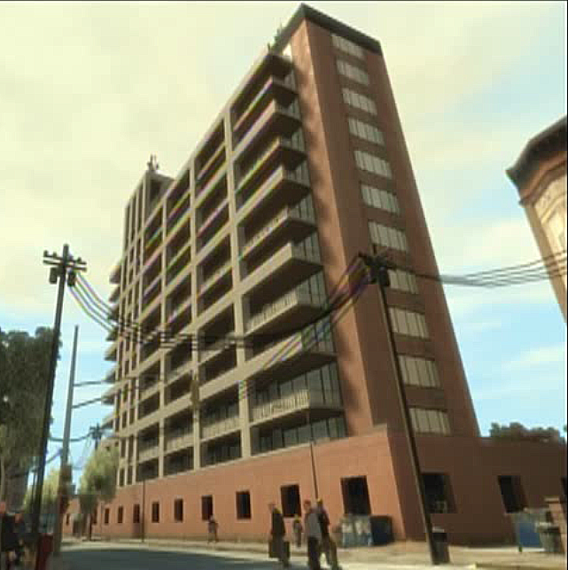 The Skyline Condominiums