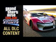 GTA Online - Cunning Stunts -All DLC Contents-