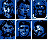 Protagonists in GTA 2 (GBC)