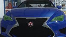 Vectre-GTAO-HeadlightCovers-GreenHeadlightGlass.png